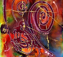 Swirls by © Angela L Walker