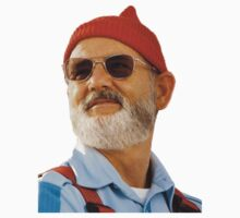 Steve Zissou by pashoncoop