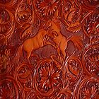 wild horses leather by jashumbert