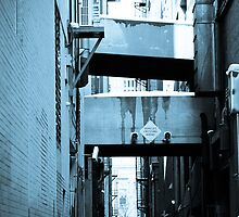 The Alleys of Denver by Shooter2765