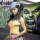 Street Phenomenon - Lil Kim by TheDigArtisT