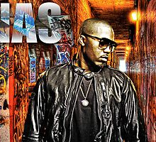Street Phenomenon - Nas by TheDigArtisT