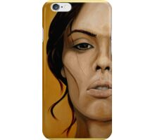 See through the sorrow in my eyes iPhone Case/Skin