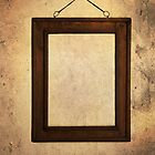 Wooden Frame by Madeleine Forsberg