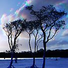 Rainbow Clouds by Eve Parry