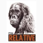 It's all Relative by Debbie Jew
