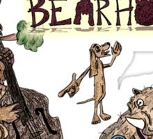 Bearhound Hunt Sticker
