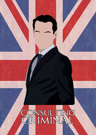 Consulting Criminal by saniday