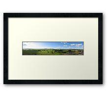 Ubirr Australia Framed Print