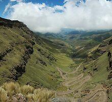 Sani Pass South Africa by sundaysession