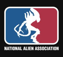 National Alien Association by tombst0ne