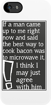 Microwave the Bacon by sexsavedourlive