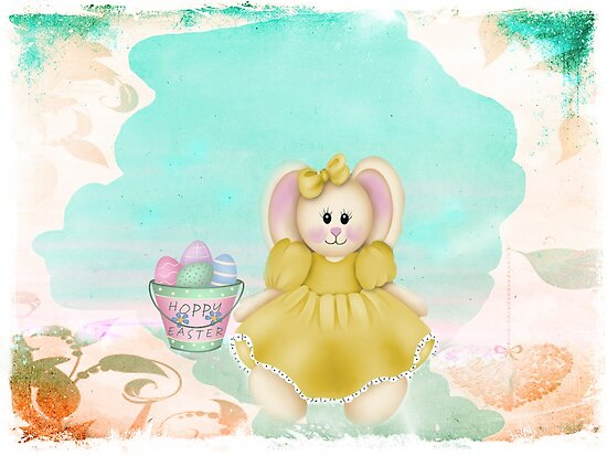 Hoppy Easter ~ by Penny Odom