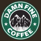 Damn Fine Coffee by synaptyx