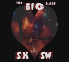 The Big Sleep..tee by MaeBelle