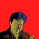 Bill Hicks by CultureCloth