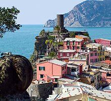 Vernazza - Cinque Terre by kkmarais