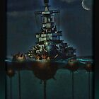 Danger At Sea by Richard  Gerhard