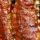 IPHONE Case - Juicy Ribs by Jon Winston