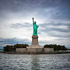 Liberty Island by Thomas Gehrke