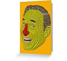 Mel Brooks Greeting Card