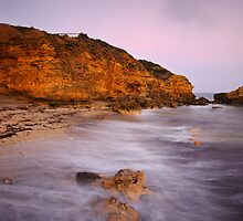 Rocky Point at Jan Juc by Darren Stones