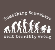 Something Somewhere Went Terribly Wrong by Vojin Stanic