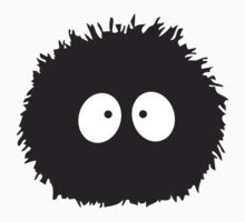 Totoro Soot Ball by mobii