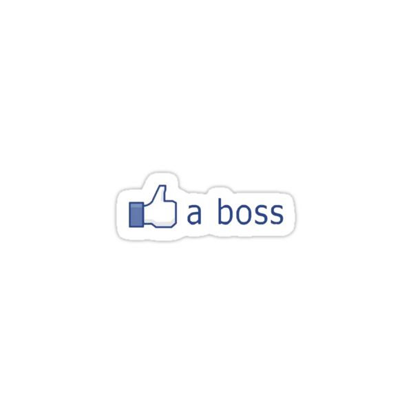 Like a boss! by nicholax11