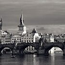 Charles Bridge, Prague by Alex Maciag