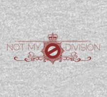 Not My Division Kids Clothes