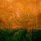 The Toxic Atmosphere of Telamon - Post Apocalypse by Rick Wollschleger