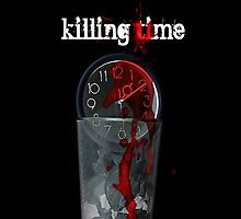 Killing Time - iPhone and iPod skin by Scott Mitchell