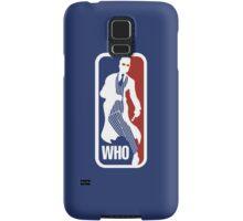 WHO Sport No.10 Samsung Galaxy Case/Skin