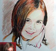 Katie by Antonio  Luppino