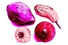 Pink squash by David Isaacson