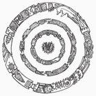 Metal Mandala by MuscularTeeth