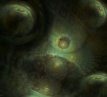The Ripple Effect by Craig Hitchens - Spiritual Digital Art