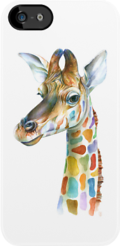 Giraffe by Brandon Keehner