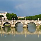 ponte cavour by Anne Scantlebury