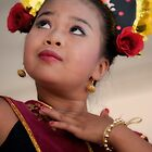 Child Dancer of Indonesia by annibels