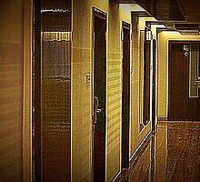 Those indifferent hotel lobbies....... by Padmakar Kappagantula