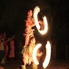 Samoa Fire Dancer by taryn88