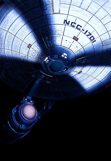 Star Trek : USS ENTERPRISE by biring1701