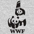 WWF panda wrestling by chakkka