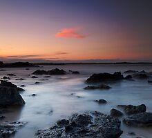 Rocks at Town Beach #3 by Peter Doré