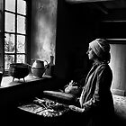 The Scullery Maid by edwardf