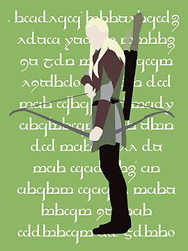 Legolas Greenleaf by nimbusnought