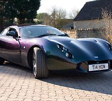 TVR Typhon by Paul Woloschuk