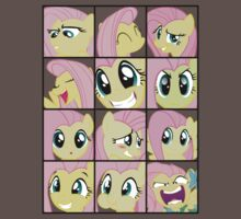 Emotions of Fluttershy Kids Clothes